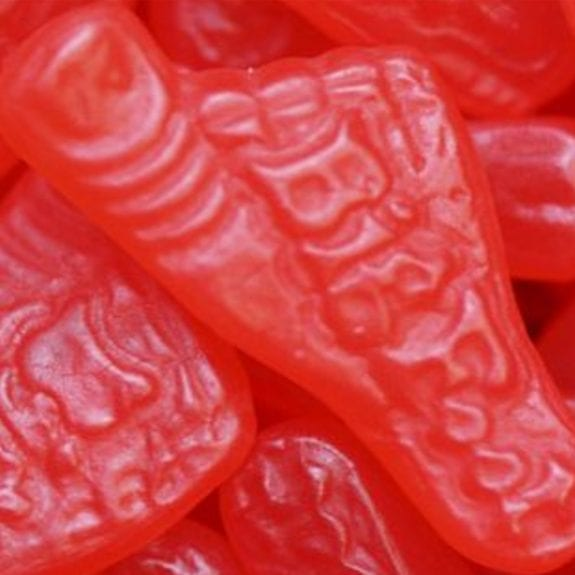 Red Allan Big Foot Original Gummies