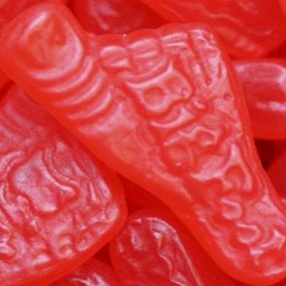Red Allan Big Foot Original Gummies