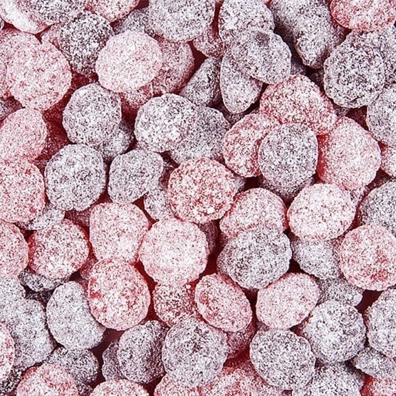 Sour Juice Berries Gummies