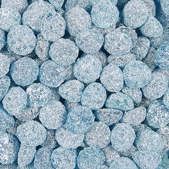 Sour Juicy Blues Gummies